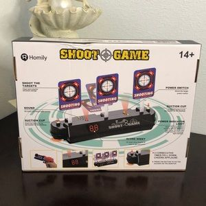 Shoot Game New in box